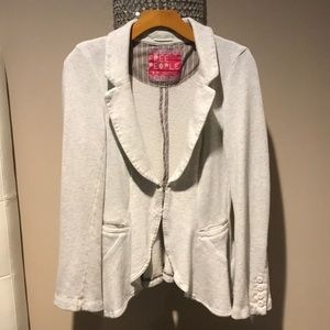 Free People light weight jacket